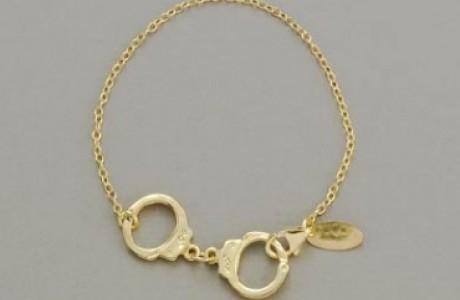 Handcuff Chain Bracelet